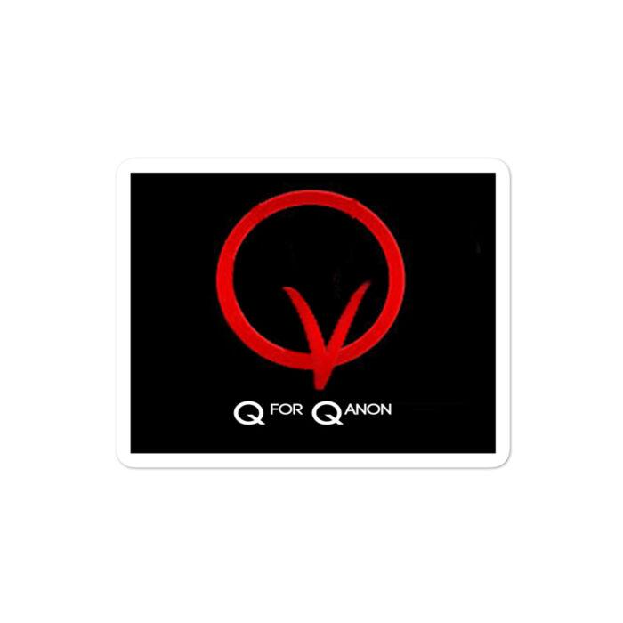 Q Vendetta stickers