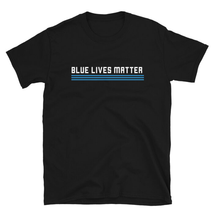 3 Stripe Horizontal T-Shirt