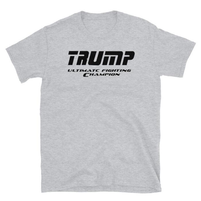 Trump UFC Black T-Shirt