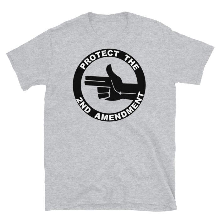 2nd Amendment Left Hand T-Shirt