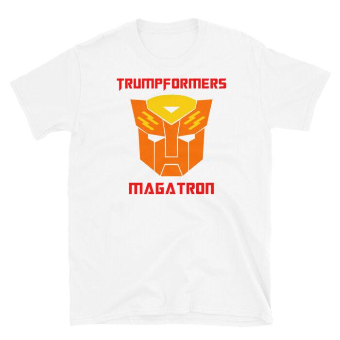 MAGATRON Orange T-Shirt
