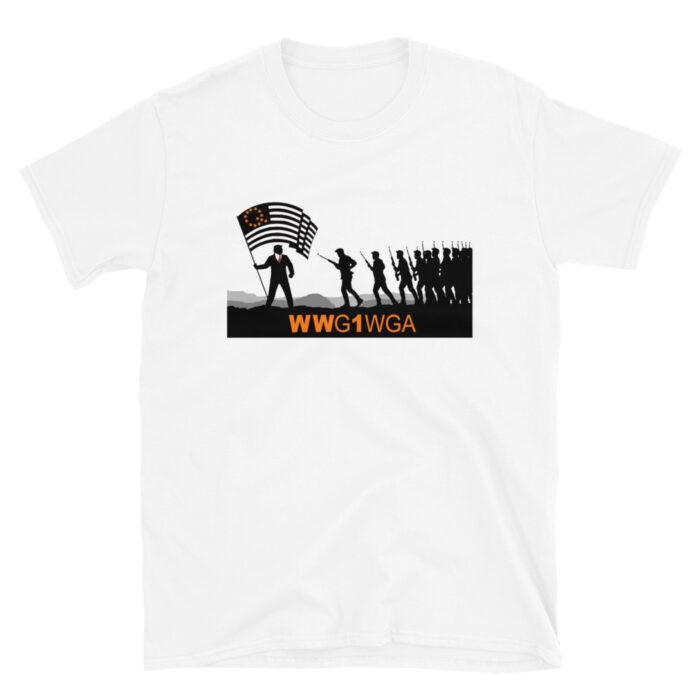 WWG1WGA Qanon T-Shirt