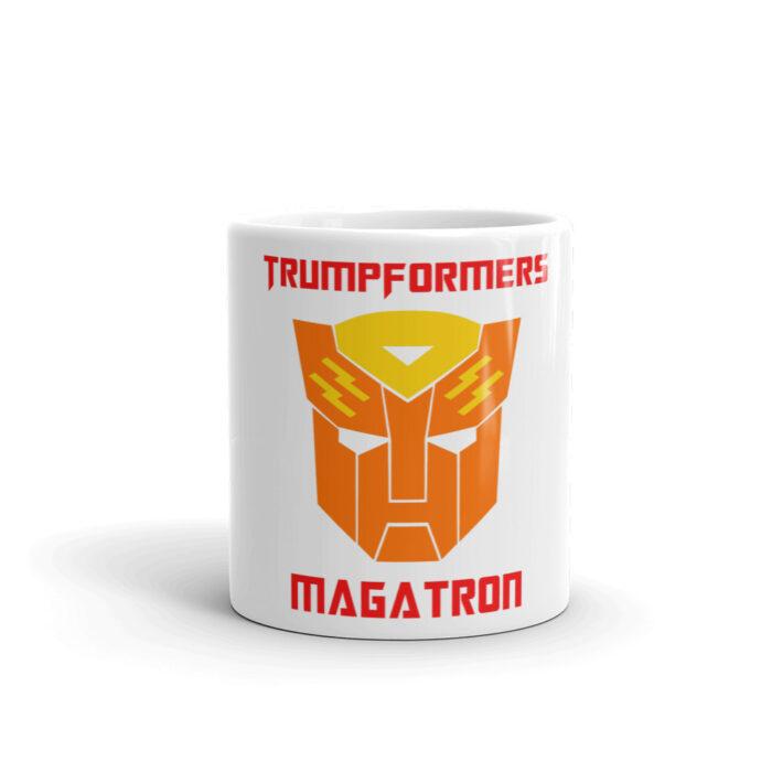MAGATRON Orange Mug