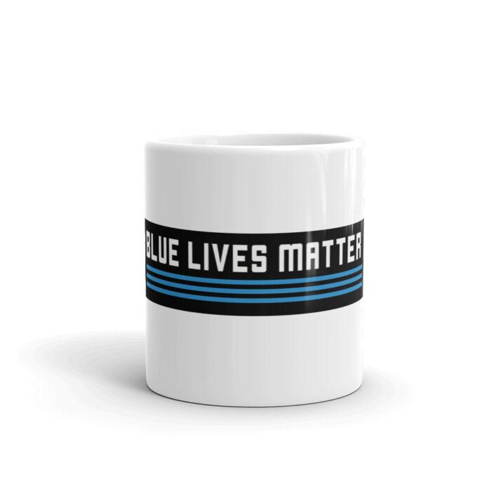 3 Stripe Horizontal Mug
