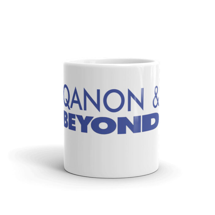 Qanon and Beyond Mug