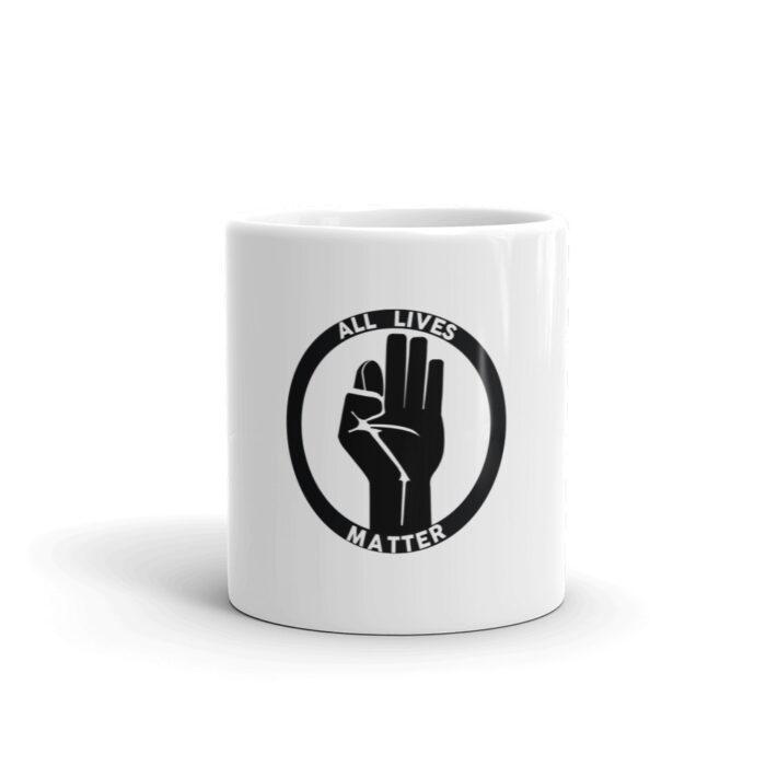 All Lives Plain Mug