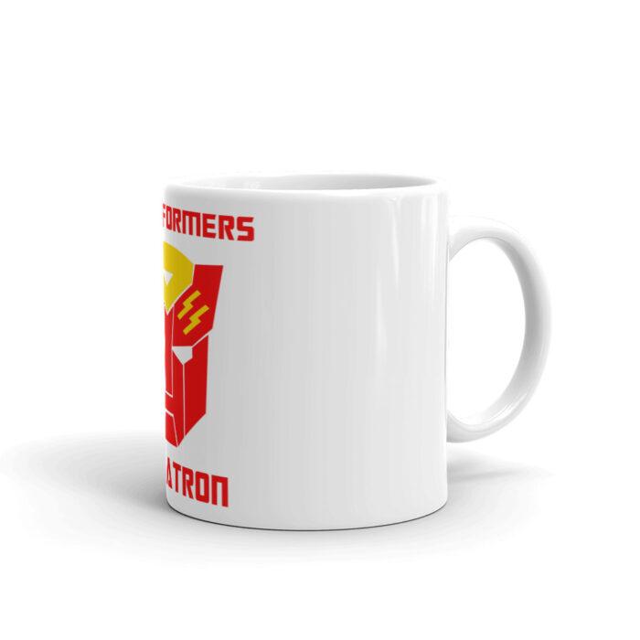 MAGATRON Red Mug
