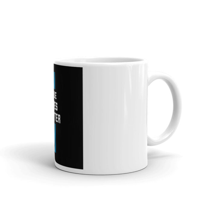 3 Stripe Streak Mug