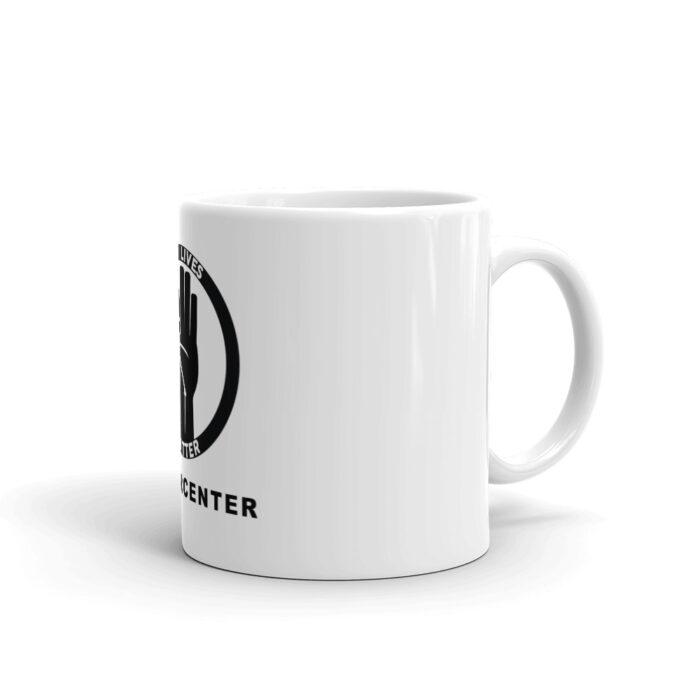 All Lives Plain 3% Percenter Mug