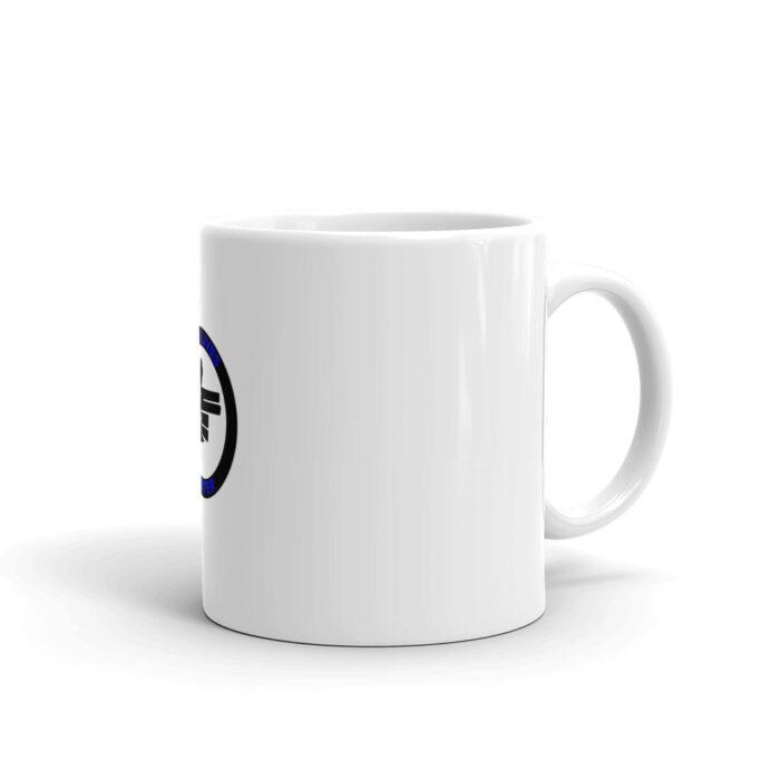Official Blue Lives Right Hand Mug