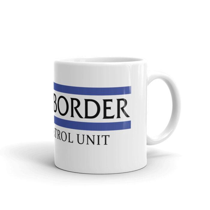 Law & Border Mug